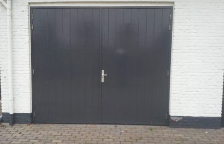 Verbouwing bedrijfspand tot autogarage Houmans Holthees