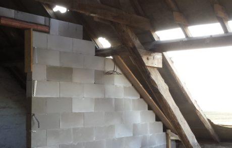 Verbouwing woonboerderij Kleuskens Meterik