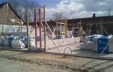 Verbouwing woonboerderij Meterik